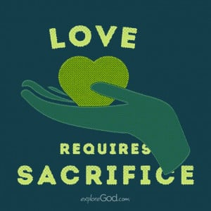 Sacrifice Quotes:
