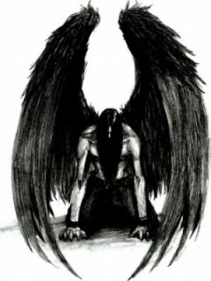 Devil angel Image Puzzle