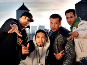 Dominican bachata boy-band from the Bronx, NY