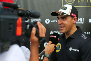... Pastor Maldonado is fired-up and ready for the streets of Monte Carlo