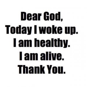 thank you God! | quotes {thought for today}