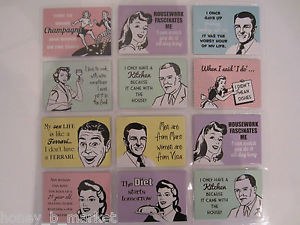 ... -Fridge-Magnet-Humorous-Quotes-Vintage-Design-Christmas-Gift-Stocking