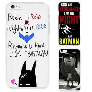 Funny-Batman-Quote-Robin-is-red-Nightwing-is-blue-Hard-Case-Cover-For ...