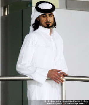 sheikh jassim bin hamad bin khalifa al-thani by Ranoush Qtr on Flickr