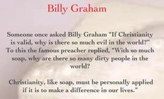 BILLY GRAHAM QUOTES-10 GREAT QUOTES
