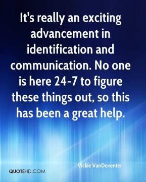 Advancement Quotes