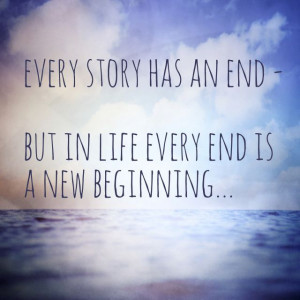 New Beginning Pictures Quotes