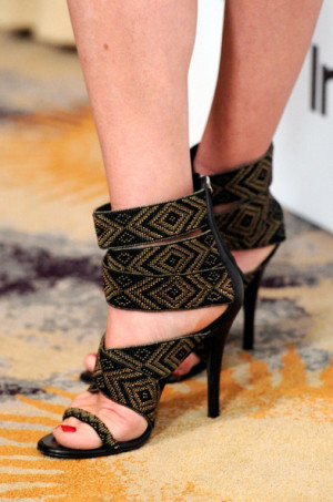 Rebecca Romijn Feet