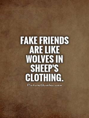 Fake Friends Quotes Sheep Quotes