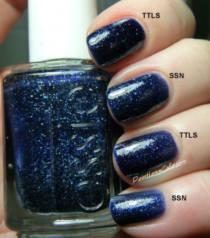Colors+by+Llarowe+Twinkle+Twinkle+Little+Star+vs+Essie+Starry+Starry ...