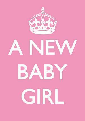 "... "" Cards "" New Baby Girl "" A New Baby Girl New Baby Card"
