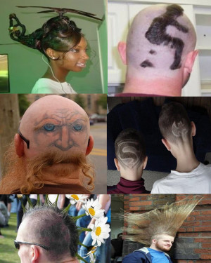 Funny Haircuts 2 Funny Haircuts