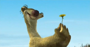 Image - Ice age sid dandelion.png - Ice Age Wiki - The Unofficial Ice ...