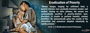 Poverty Eradication Day Quotes FB Cover