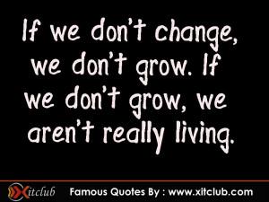 15 Most Famous Change Quotes