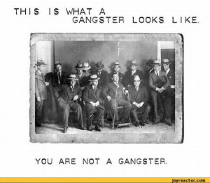 ... LOOKS LIKE.YOU ARE NOT A GANGSTER.,funny pictures,auto,gangster,mafia
