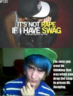 swag #stupid swag #swagfag