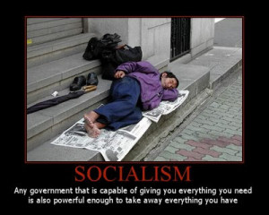 Socialism? What Happened to the Constitutional Republic?