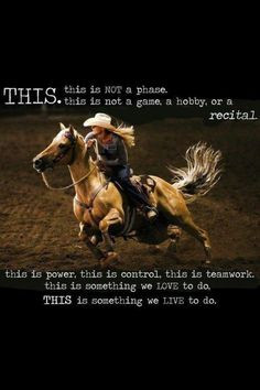 quotes with horse photos | horse # barrelracing # quotes ...