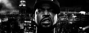 Ice Cube Facebook Cover