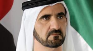 NR.5 5. Sjeik Mohammed bin Rashid Al Maktoum