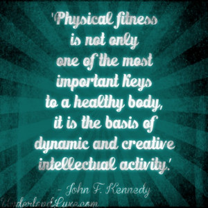 Amazing Fitness Picture Quotes: Fitness Picture Quotes By John F ...