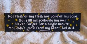 Wonder Quotes, Adoption 3, Baby Baby, Animal Adoption, Favorite Quotes ...