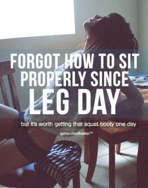 Forgot how to sit properly since leg day