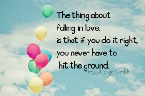 think im falling for you quotes tumblr think I'm falling for
