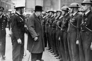 Winston Churchill World War 2
