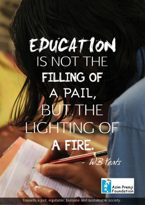 powerful quote on education.