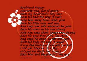 """33 Responses to """"Boyfriend Prayer"""""""