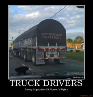 Dump Day Demotivational Posters Truck Drivers