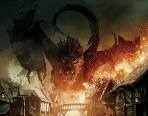 Smaug in The Hobbit films