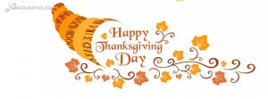 happy thanksgiving day facebook cover photo happy thanksgiving ...