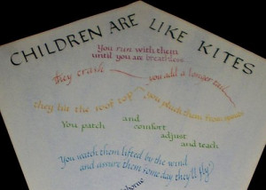 ELAINE'S GRANDPARENTS POEM AND QUOTES PAGE