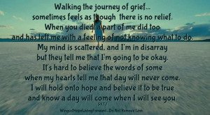 losing a loved one to death sympathy quotes loss of a child bible