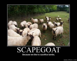 Scape goat