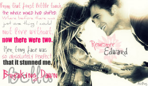 Renesmee Cullen And Jacob Black Love Story