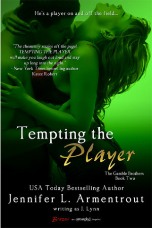 New Release: Tempting the Player by J. Lynn