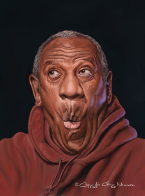 ... Cosby Painting, Design 2012, Cosby Pop, Pop Illustration, Bill Cosby