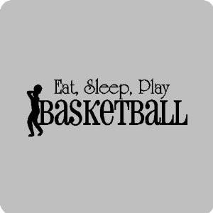 Eat,Sleep,Play Basketball