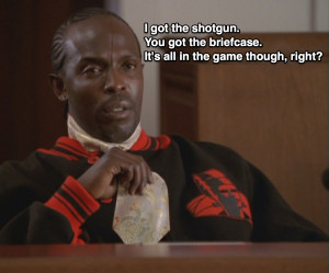 Omar The Wire Quotes...