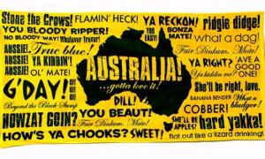 Australian Slangs
