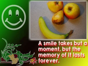 Popular Smile Quotes and Sayings
