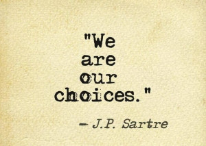 Choices inspiration
