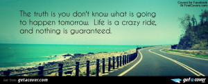 stunning Life quote facebook cover for your FB timeline. Choose from ...