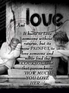 Love Quote: How much you love her…