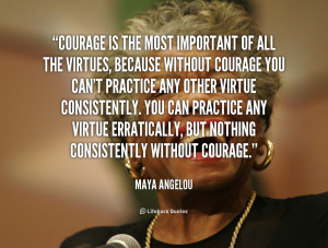 Well Known Maya Angelou Quotes