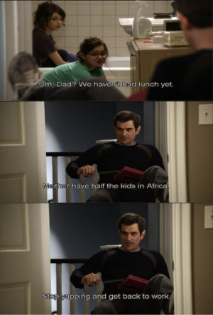 Modern family quotes, best, sayings, photoshoot